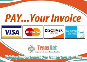 TransAct Payment Button Image
