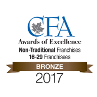 CFA Awards of Excellence Bronze 2017