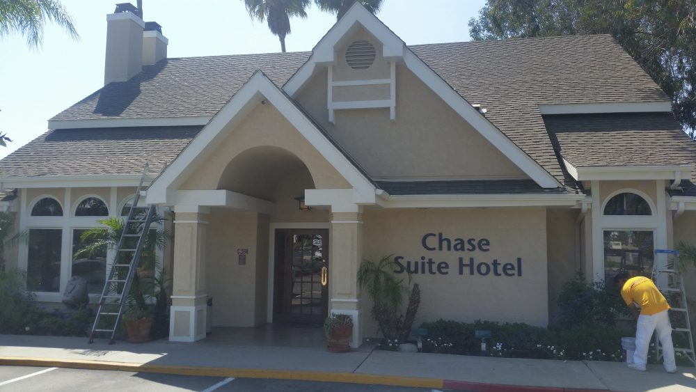 Chase Suites Hotel