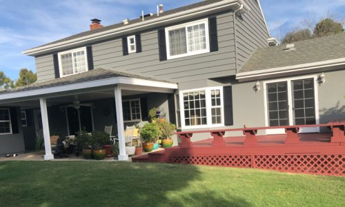 House Painting & Deck Stain